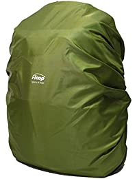 i-loop 防水性能 傘の20倍 ザックカバー レインカバー 防水 撥水 耐水圧5000mm UVカット 軽量 リュック バックパック カバー 濡れたまま収納できるジップロックバッグ付き 4色