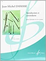 ダマーズ : 序奏とコントルダンス (クラリネット、ピアノ) ビヨドー出版