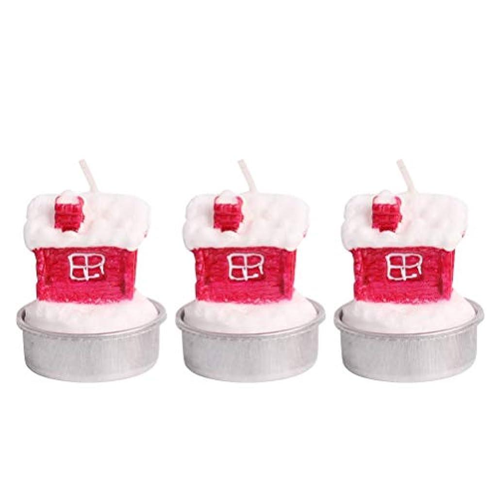 はぁ和らげる兵隊BESTOYARD ホルダー付きクリスマスキャンドルクリスマスハウステーブルデコレーション装飾品