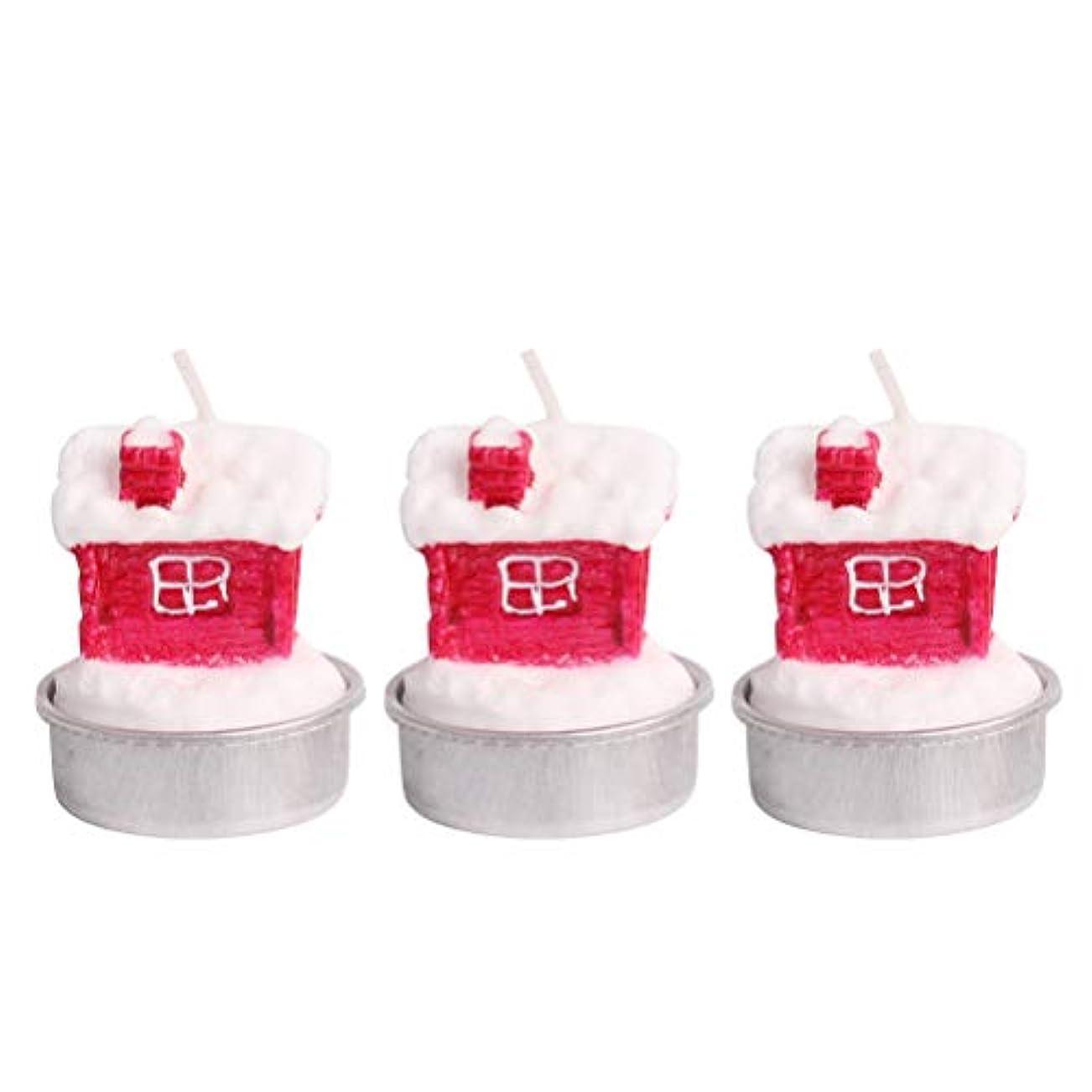 クリップ蝶影響力のある審判BESTOYARD ホルダー付きクリスマスキャンドルクリスマスハウステーブルデコレーション装飾品