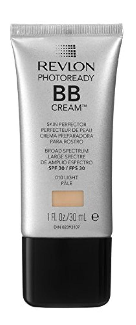 彫る良心的内陸REVLON Photoready BB Cream - Light 010 (並行輸入品)