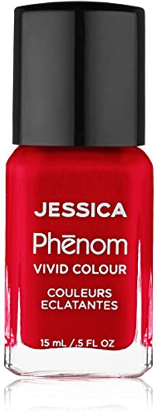 白いインフレーション疑い者Jessica Phenom Nail Lacquer - Geisha Girl - 15ml/0.5oz