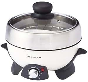 recolte Pot DUO ( レコルト ポット デュオ ) RPD-1 (W)