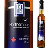 ノーザンアイス ヴィダルワイン 2015 375ml箱入 アイスワイン