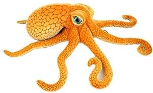 タコ 章魚ぬいぐるみ リアルぬいぐるみ いたずらとして最高(80cm)