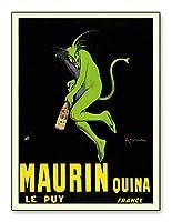 ポスター レオネット カピエッロ Maurin Quina le Puy
