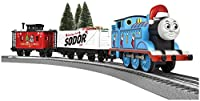 Lionelトーマス・クリスマスFreight Train Set–o-gauge 40 x 34 inches 683512