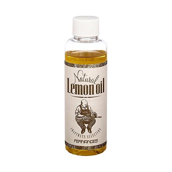 フェルナンデス WCS ナチュラルレモンオイルの商品画像