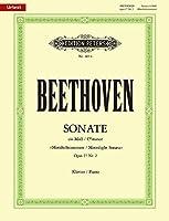 "Sonate fuer Klavier Nr. 14 cis-Moll op. 27; 2 ""Mondschein-Sonate"" / URTEXT: Sonata quasi una Fantasia"