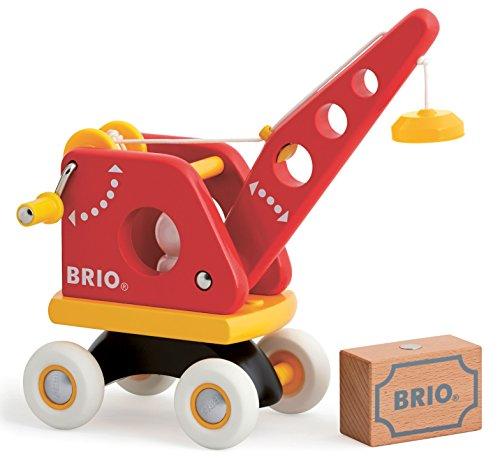 [해외]BRIO 크레인과화물 30428/BRIO crane and luggage 30428