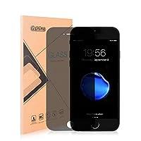Gshine iphone7 覗き見防止保護フイルム iphonge7覗き見防止ガラスフイルム プライバシーを守る 硬度9H 飛散防止保護フイルム 全面貼り保護(4.7インチ)