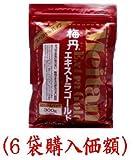 梅丹本舗 梅丹エキストラゴールド300g(1ケース6袋 購入価額)
