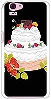 ohama SH-05F Disney Mobile on ディズニーモバイル ハードケース y042_a スイーツ 洋菓子 デコレーションケーキ スマホ ケース スマートフォン カバー カスタム ジャケット docomo