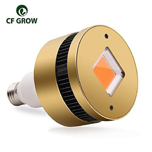 150 W LEDはフル電球を育てる、CF GROW E26 COB LED植物は屋内植物のためのライトを育てる、水耕栽培苗のためにランプを育てる野菜の花