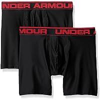 "Under Armour Men's Original Series 6"" Boxerjock 2-Pack"