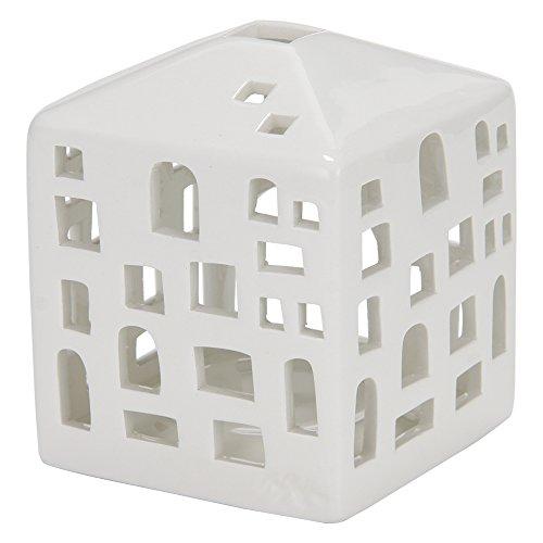 RoomClip商品情報 - 【365日出荷対応】【特別価格5/8迄】 Kahler ケーラー アーバニア キャンドルホルダー Sサイズ ホワイト 12440 キャンドルホルダー [並行輸入品]