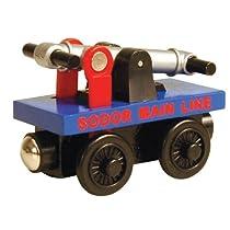 ラーニングカーブ きかんしゃトーマス 木製レールシリーズ トロッコ HAND CAR 98040