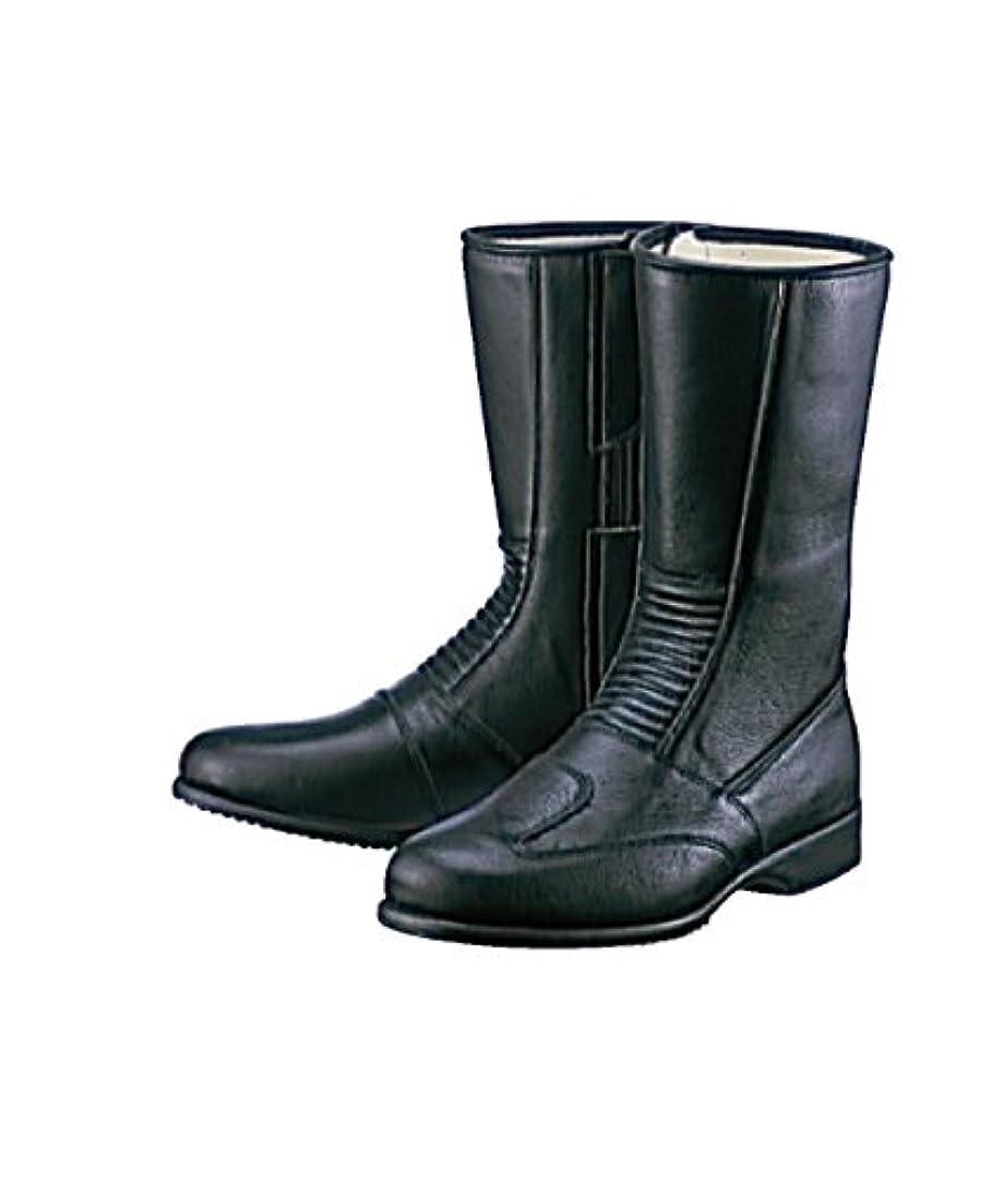 小数花瓶文房具バギー(Buggy) シャーリング ブーツ ブラック 27.5 BR079-01-27.5