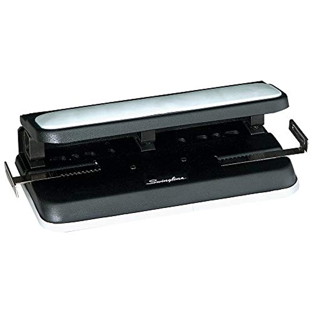 接続フェロー諸島逃すSwingline Easy Touch Heavy Duty Paper Punch - A7074300J by Swingline