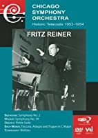 Fritz Reiner Conducts the Chicago So [DVD] [Import]