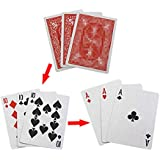 Fantasy poker魔法のトランプ魔法のおもちゃ