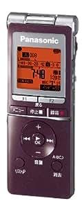 パナソニック ICレコーダー 4GB センシャルブラウン RR-XS500-T