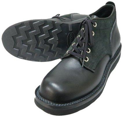 (ロンウルフブーツ)LONEWOLF BOOTS ワークブーツ ブラック LW01850 SWEEPER 7H 319ブラック