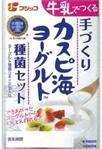 フジッコ カスピ海ヨーグルト 種菌 (3g×2個入)