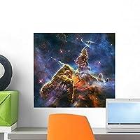 Stellar Nursery Carina Nebula Wall Mural by Wallmonkeys Peel and Stick Graphic (18 in W x 17 in H) WM58166 [並行輸入品]