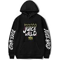 TISEAS Juice WRLD 999 Hip Hop Hoodie Sweatshirt for Youth and Adult