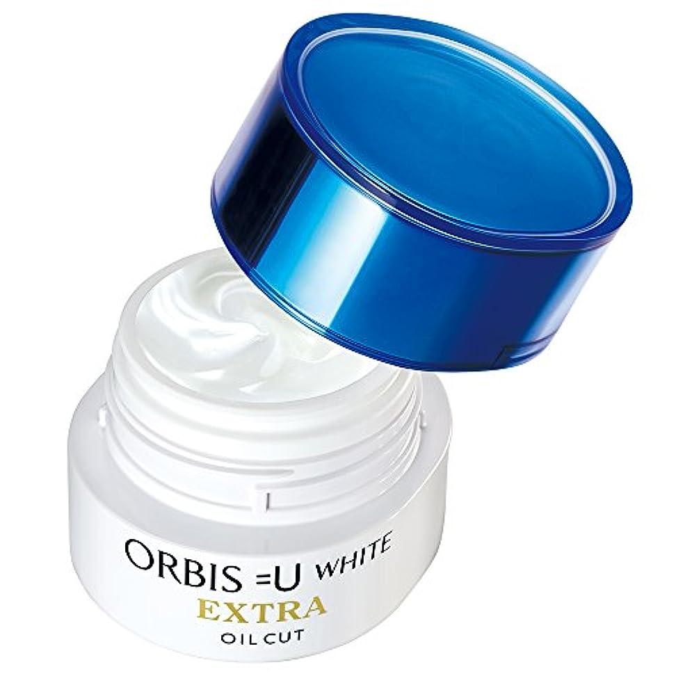入植者バブル帝国オルビス(ORBIS) オルビスユー ホワイト エキストラ クリーミーモイスチャー 30g 美白*ジェルクリーム [医薬部外品]