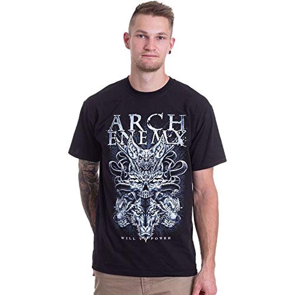 見分ける反毒嬉しいです(アーチ エネミー) Arch Enemy メンズ トップス Tシャツ Bat T-Shirt [並行輸入品]