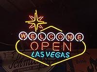 ネオンサイン ラスベガス オープン LASVEGAS OPEN ネオン管 ネオンライト 店舗照明 ガレージ アメリカン雑貨