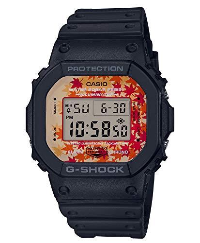 [カシオ] 腕時計 ジーショック Kyo Momiji Color DW-5600TAL-1JR メンズ