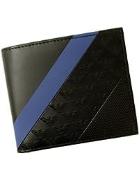 (アルマーニ)ARMANI 財布 二つ折 (ブラック) エンポリオアルマーニ A-2466 [並行輸入品]