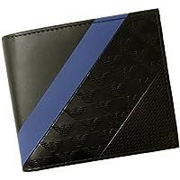 (アルマーニ) ARMANI 財布 二つ折 (ブラック) エンポリオアルマーニ A-2466 [並行輸入品]