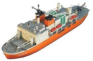 フォーサイト シールズモデルズ 1/700 南極観測船 砕氷艦 しらせ AGB5003 プラモデル SMP013