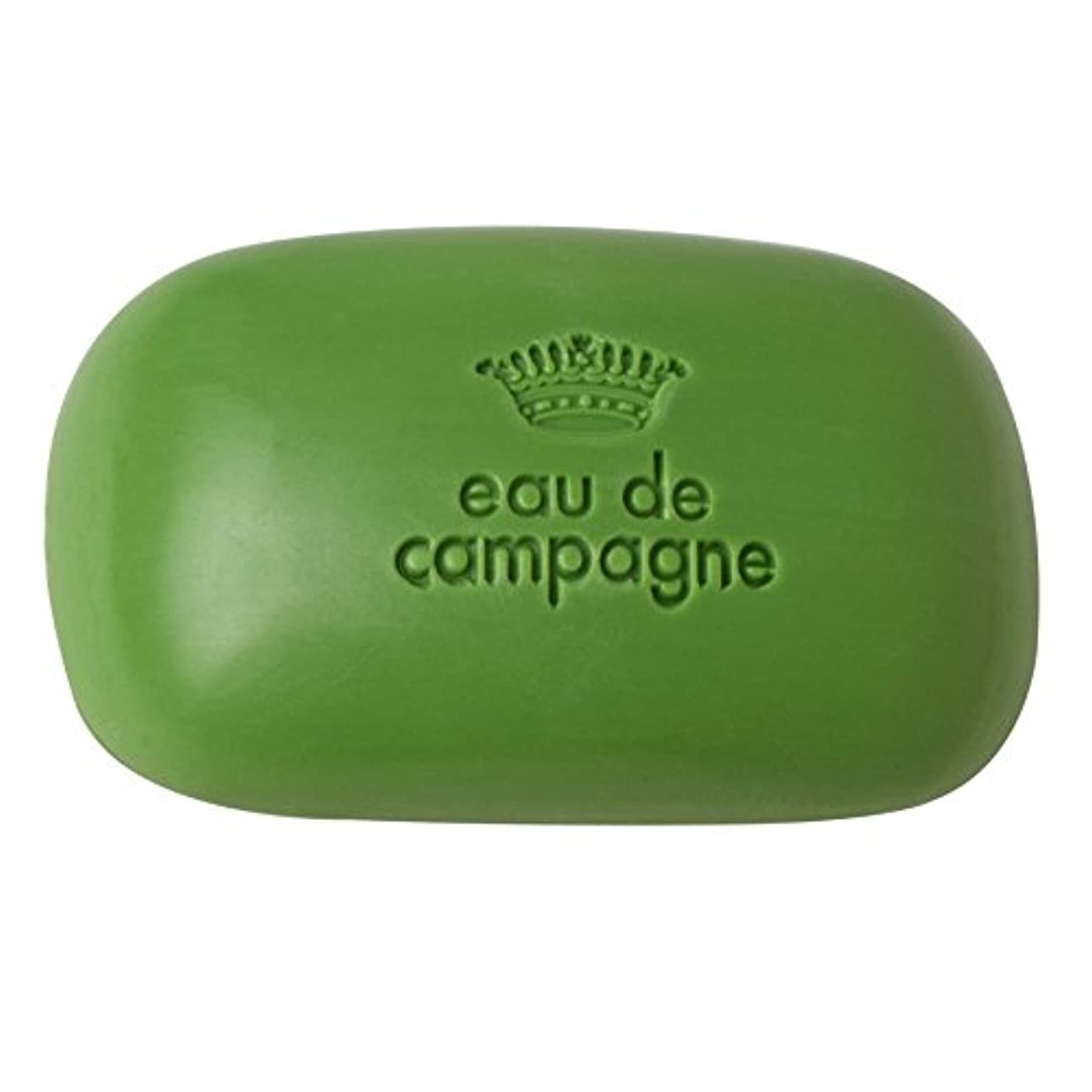 影提供された垂直[Sisley ] シスレーオー?ド?カンパーニュ石鹸100グラム - Sisley Eau de Campagne Soap 100g [並行輸入品]