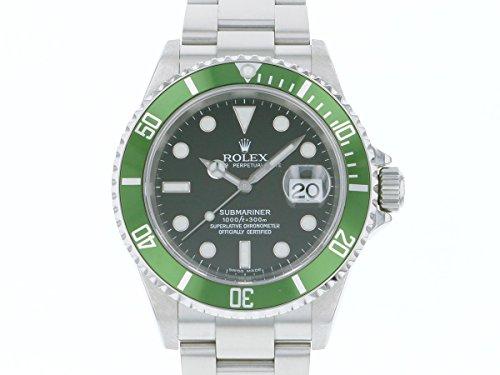 ロレックス ROLEX サブマリーナデイト 16610 ブラック文字盤 メンズ 腕時計 中古