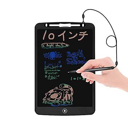 【6/1まで】REOTECH 10インチ高輝度カラー版電子メモパッド 919円(実質804円)送料無料!