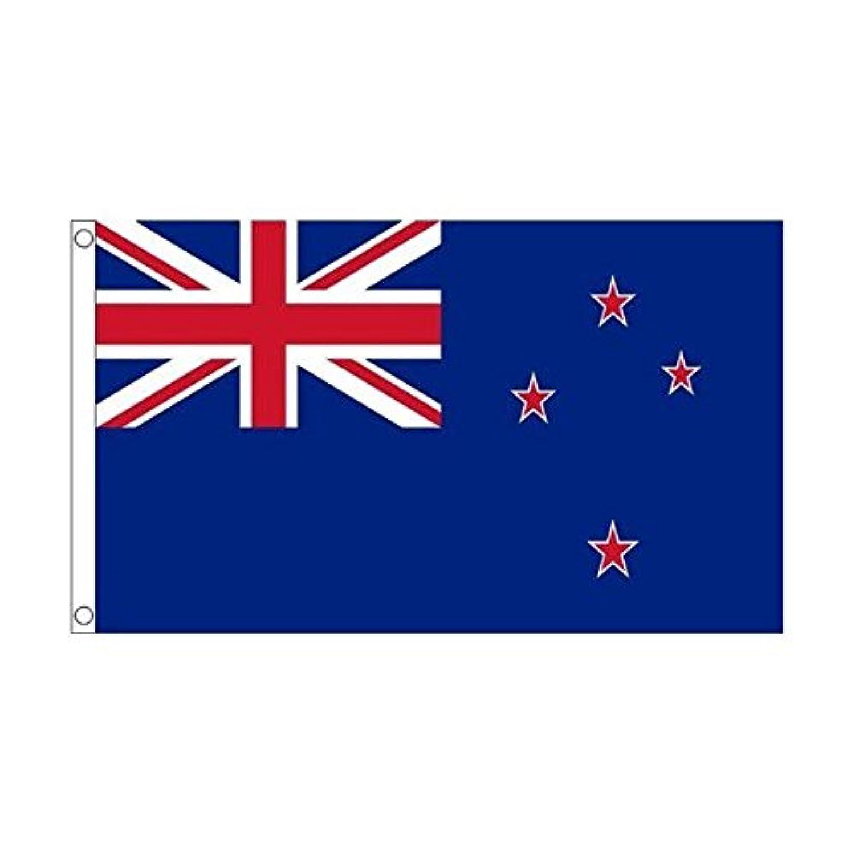 国旗 ニュージーランド 60cmx90cm 大フラッグ【ノーブランド品】
