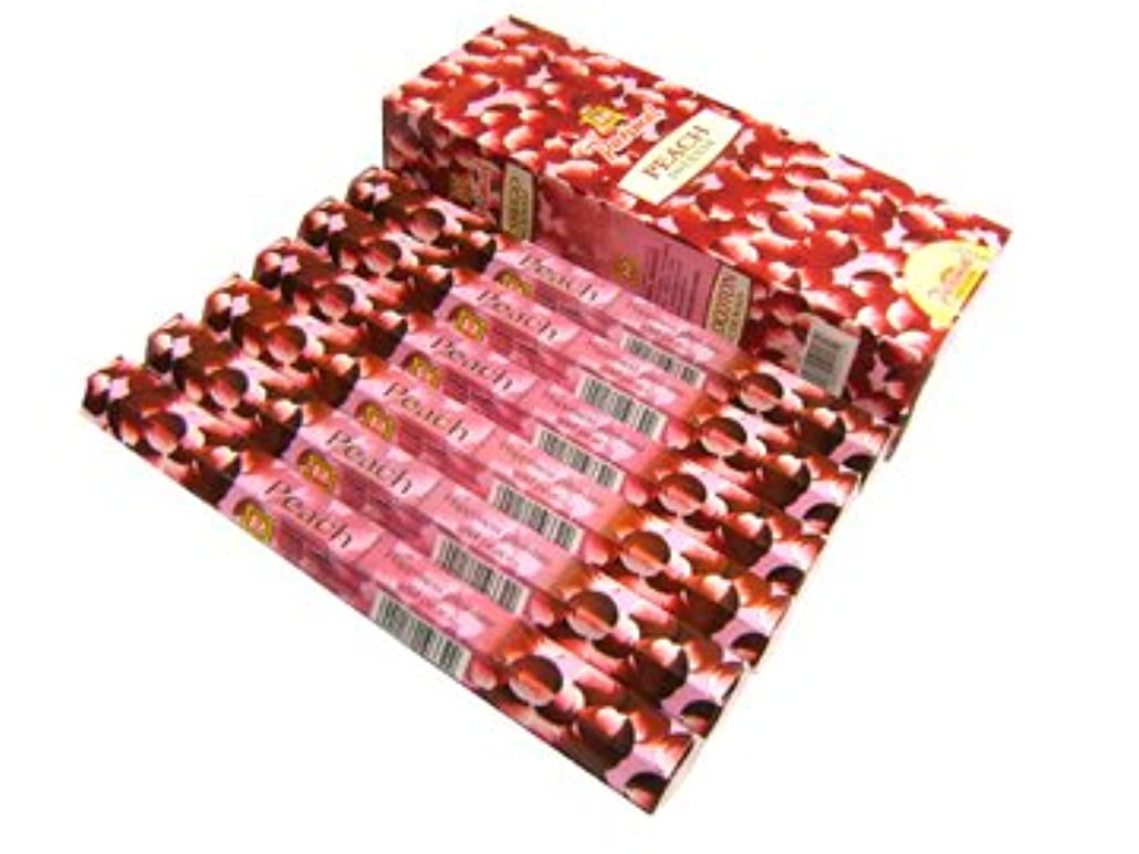 芽きらめき商業のPARIMAL(パリマル) ピーチ香 スティック PEACH 6箱セット