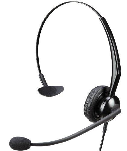 IPKIKI コールセンター用ヘッドセットTP600BK コード一体型 ※電話機相性により3製品あり