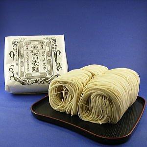 手延製 越中砺波市【大門素麺 おおかどそうめん】3袋入りセット【化粧箱入り】