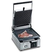 Eurodib elio-110 Mini Cast Iron Panini Grill – 10