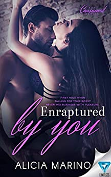 Enraptured By You (The Consumed Series Book 2) by [Marino, Alicia]