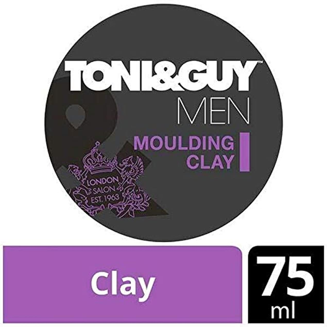 パフ謙虚な束ねる[Toni & Guy] トニ&男成型粘土 - Toni & Guy Moulding Clay [並行輸入品]