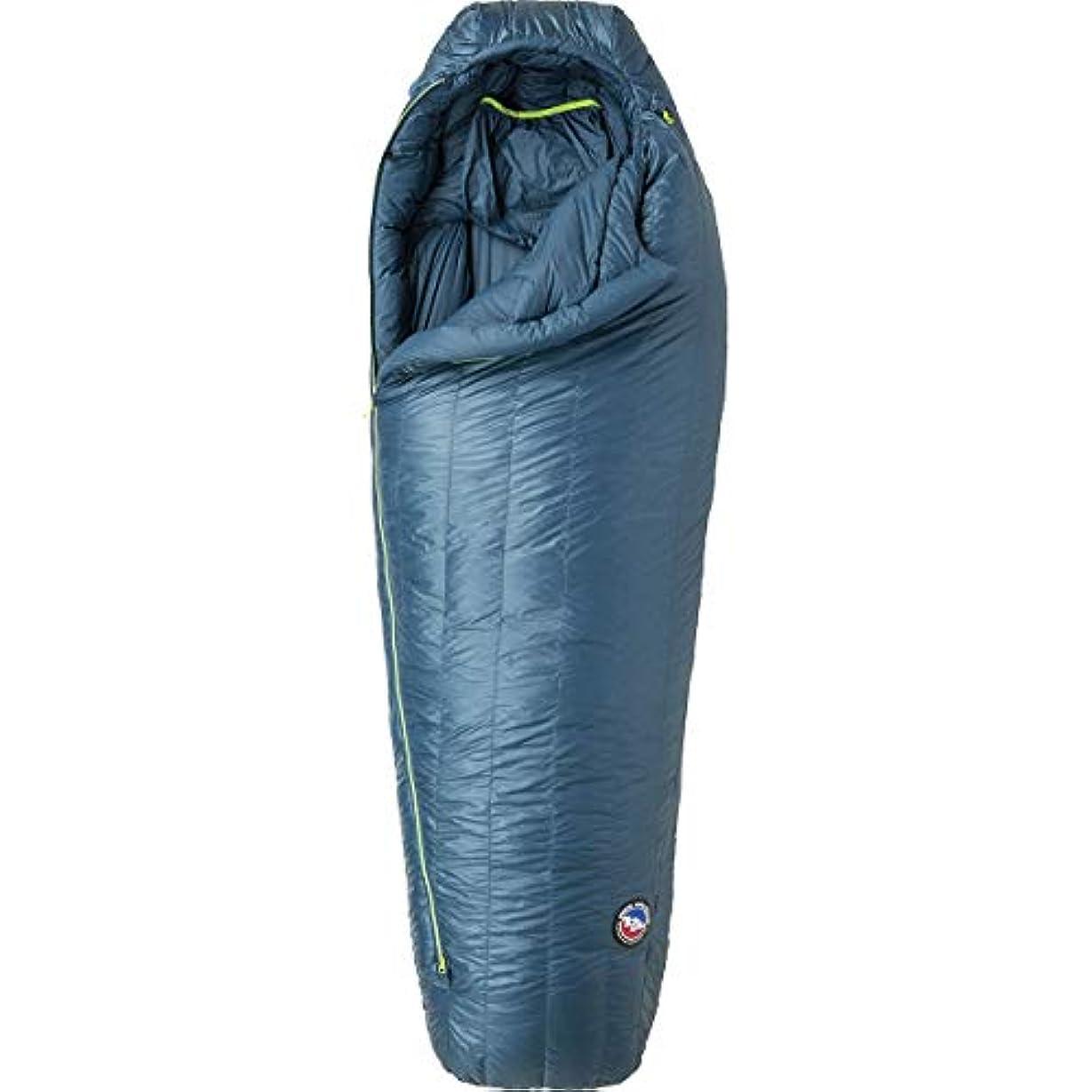 長老野球発症Big Agnes ブラックバーン UL 0 (850 DownTek) 寝袋