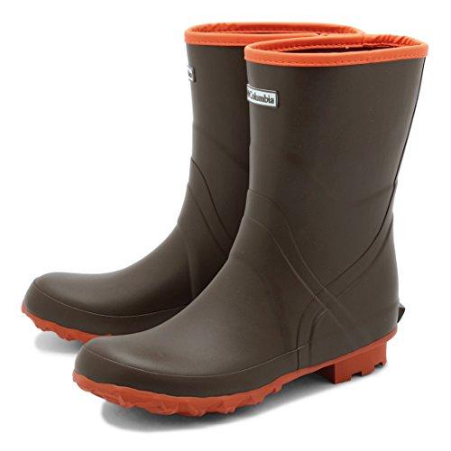 Columbia(コロンビア) レイン ブーツ ラディミッドII ミドルカット 長靴 雨靴 レディース 225-Buffalo 7(25.0) yu3721-70-225
