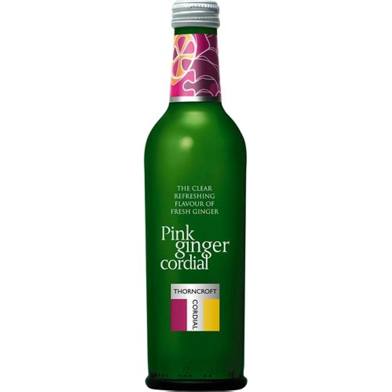 修復モードリンベックスハーブコーディアル ピンクジンジャー 375ml 健康食品 美容サポート 美容ドリンク [並行輸入品]